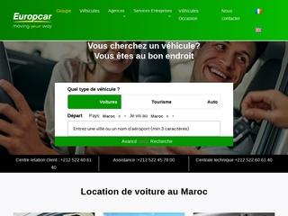 Europcar Maroc