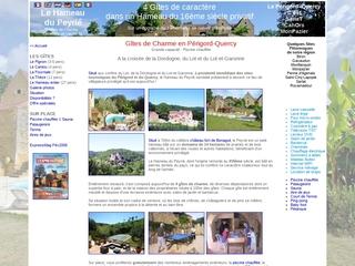 Gîtes Quercy