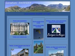 Location BAREGES LA MONGIE Domaine du Tourmalet