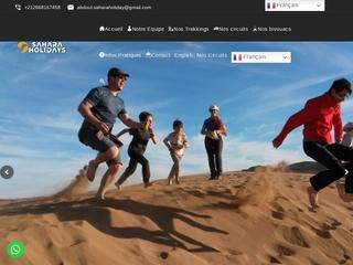 Excursion désert