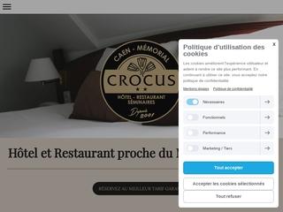 Caen, hôtel restaurant seminaire le Crocus