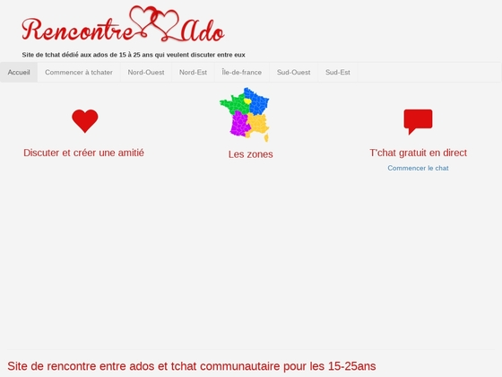 site de chat de rencontres en direct Top des applications de rencontres tinder