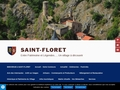 Saint-Floret, l'Un des Plus beaux villages de France