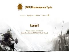 [GWII] Bienvenue en Tyrie