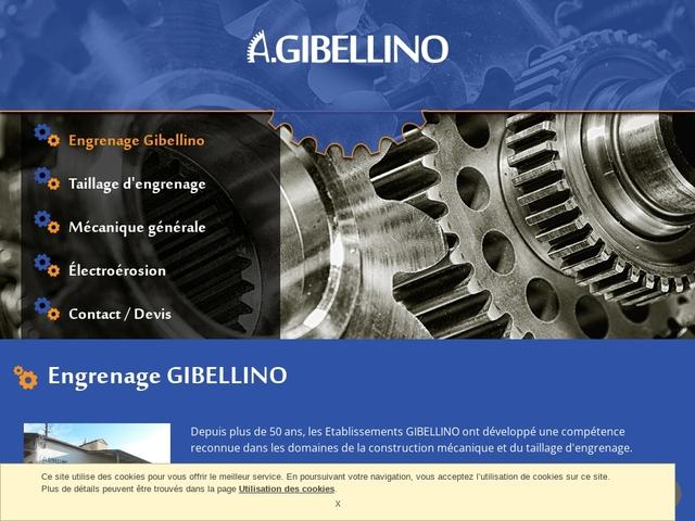 Gibellino sas - (13) - Construc Méca - Taillage d'Engrenage
