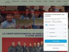 FFCT comité départemental 77