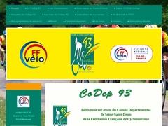 FFCT comité départemental 93