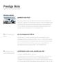 Petites annonces gratuites de motos d'occasion - PrestigeMOTO.fr un site internet