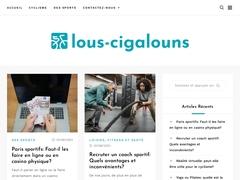 Les Lous Cigalouns