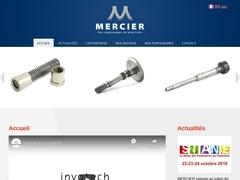 Mercier Engrenages Sarl - (93) - B.E tech - M.G-Précis.
