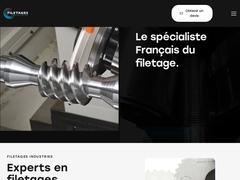 Filetages Industries Sarl - (60) - Taillage-Filetage-Roulage