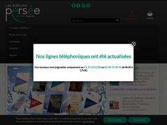 Editions Persée - Révélateurs de nouveaux talents