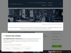 Accueil ... Pro-Mag90Productions