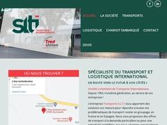 Transports routiers - SLTI (Société Lorie..