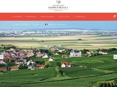 Champagne Damien-Buffet et chambres d'hôtes à Sacy