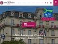 Hotel de France 3 étoiles Angers