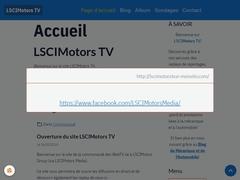 LSCIMotors TV - Le meilleur des WebTV..