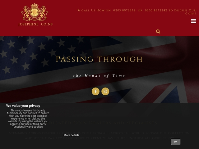 Josephine Coins Limited