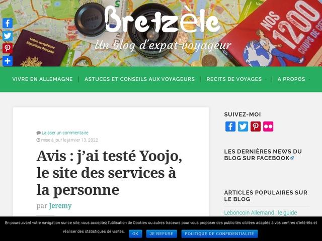 Bretzèle, le blog d'un expatrié en Allemagne