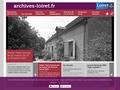 Archives départementales du Loiret