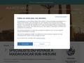 Agence de voyage Madagascar