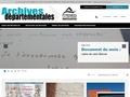 Archives départementales des Pyrénées-Atlantiques