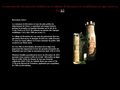 Site sur le château de Bressieux