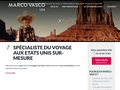 Voyage sur mesure aux USA ▷ Agence de voyage specialiste du  sejour individuel & circuit aux Etats Unis