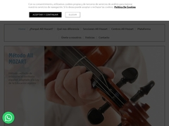 Ⓐ Método All Mozart
