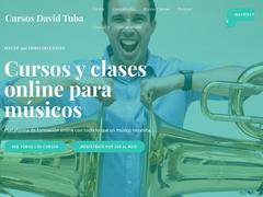 Ⓐ Cursos.DavidTuba.com