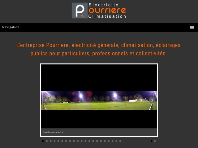 POURRIERE ELECTRICITE - N°83
