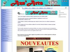 Azn'Arts - Artiste Peintre Sylvestre Aznar