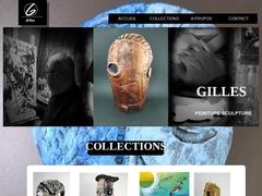 Gilles Artiste Peintre