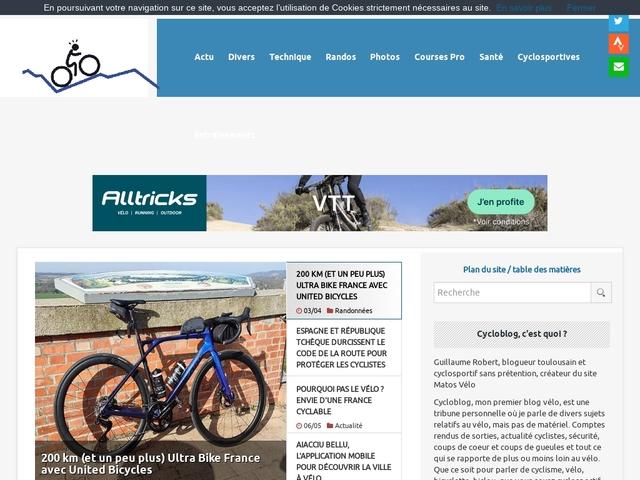 Vélo route - Cyclisme, cyclosport, courses pros et photos