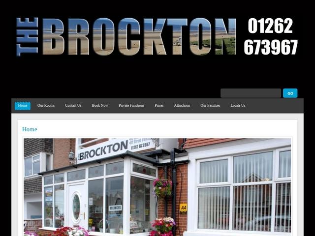 The Brockton - Bridlington - Yorkshire - England.