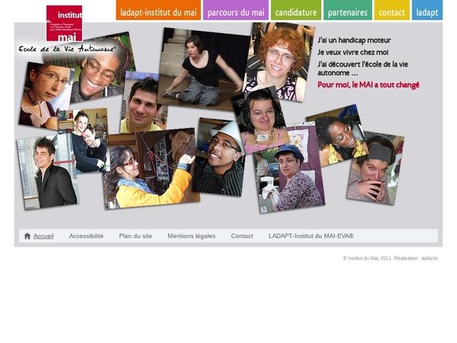 Institut du Mai Ecole de la vie autonome