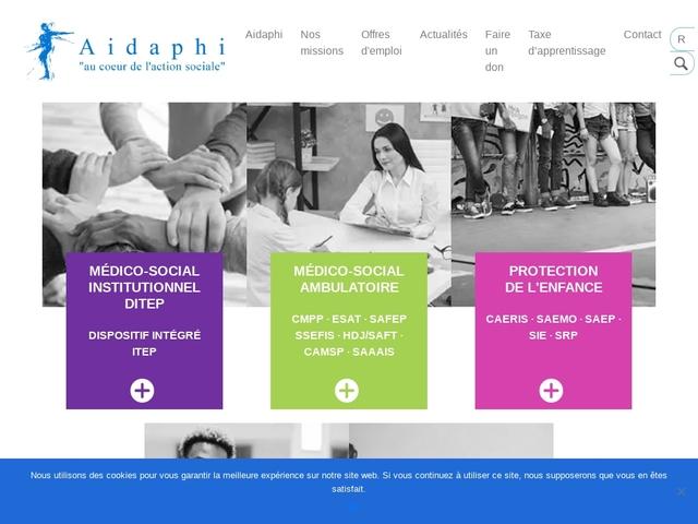 Ateliers des Fadeaux ESAT dse l'AIDAPHI