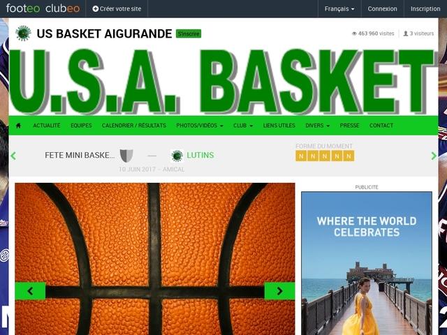 Us Aigurande Basket