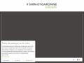 Site officiel du Tourisme en Tarn-et-Garonne (82)