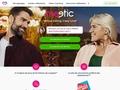 Rencontre avec Meetic : site de rencontres et chat pour celibataires