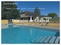 Domaine de Granval Bretenoux Lot