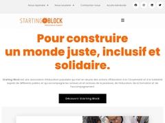 Starting-block