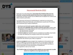 DYS-POSITIF - Troubles DYS