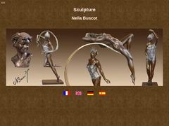 Nella Buscot, sculpteur