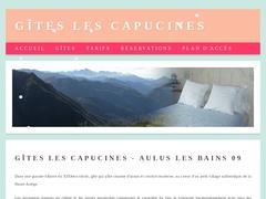 Gites Les Capucines 09140 AULUS les BAINS