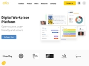 eXo Platform: Une digital Workplace pour booster l'engagement des collaborateurs