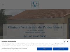 Clinique vétérinaire de St Maixent (le panier fleuri)