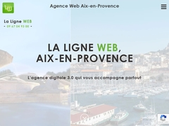 La ligne web - création site internet Marseille