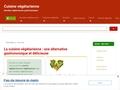 Cuisiner végétarien : manger végétarien