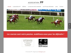 Association  Province Paris pour le galop français